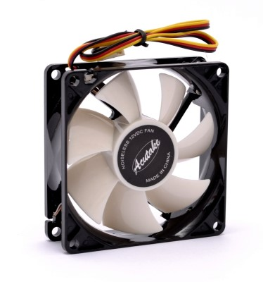 ACUTAKE ACU-FAN80 SHINE (White Wing Fan De Luxe)