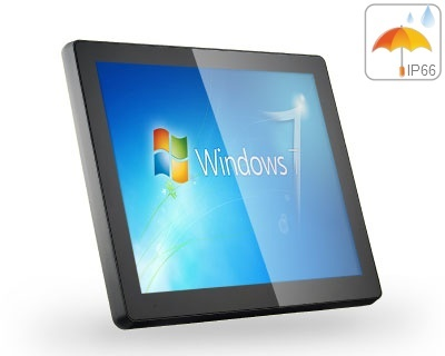 "15"" VariPOS815-S - I3 PCT Multitouch, stand"