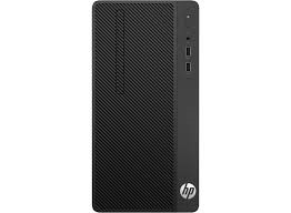 HP 290 G1 MT i3-7100/4GB/128SSD/DVD/DOS