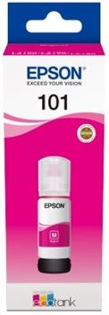 101 EcoTank Magenta ink bottle